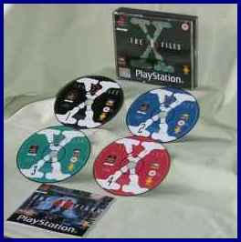 [The X-Files Game - PX Format]